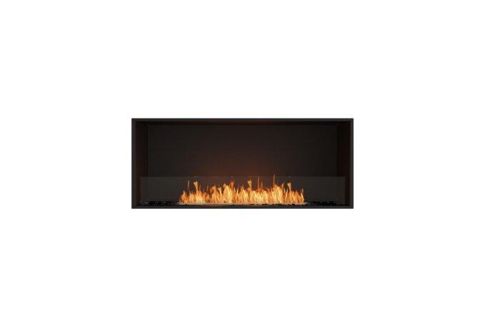 Flex 50SS Flex Fireplace - Ethanol / Black by EcoSmart Fire