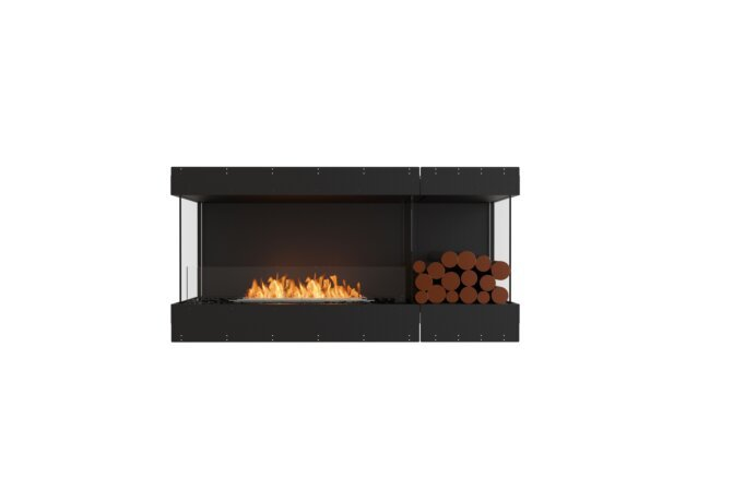 Flex 60 - Ethanol / Black / Uninstalled View by EcoSmart Fire