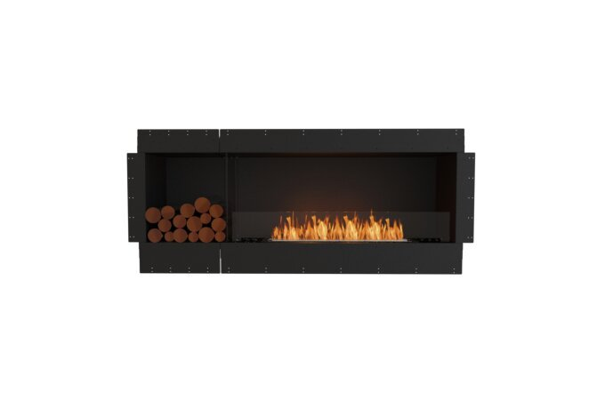 Flex 68SS.BXL Single Sided - Ethanol / Black / Uninstalled View by EcoSmart Fire