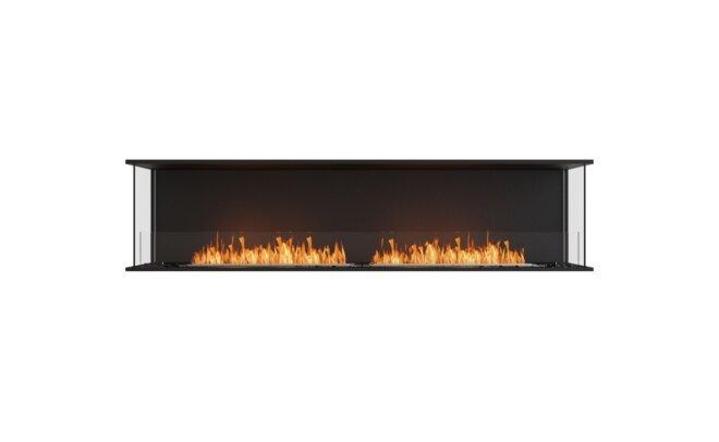 Bay Fireplace Insert by EcoSmart Fire