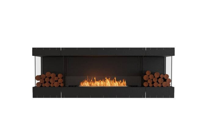 Flex 86 - Ethanol / Black / Uninstalled View by EcoSmart Fire