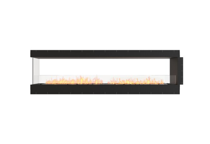 Flex 104PN Flex Fireplace - Ethanol / Black / Uninstalled View by EcoSmart Fire