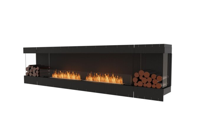 Flex 122 - Ethanol / Black / Uninstalled View by EcoSmart Fire