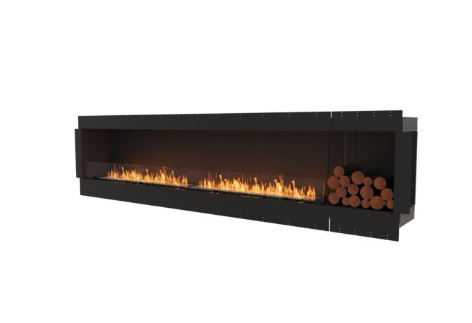 Flex 122SS.BXR Single Sided - Ethanol / Black / Uninstalled View by EcoSmart Fire