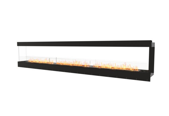 Flex 158PN Flex Fireplace - Ethanol / Black / Uninstalled View by EcoSmart Fire