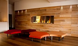 Korn Design Group Builder Fireplaces Fireplace Insert Idea