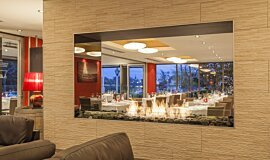 Black Salt Restaurant Builder Fireplaces Ethanol Burner Idea
