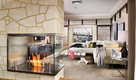 C Fire Residential Fireplaces Ethanol Burner Idea