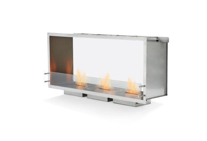 Firebox 1800DB Fireplace Insert - Ethanol / Stainless Steel by EcoSmart Fire