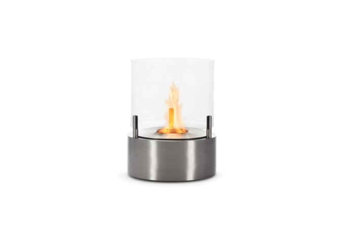 Glow Fire Pit - Ethanol / Stainless Steel by EcoSmart Fire
