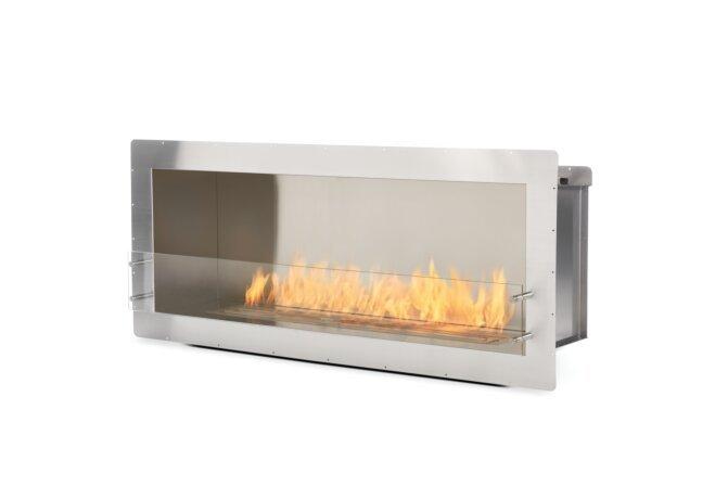 Firebox 1500SS Fireplace Insert - Ethanol / Stainless Steel by EcoSmart Fire