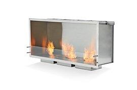 Firebox 1800SS Premium Fireplace - Studio Image by EcoSmart Fire