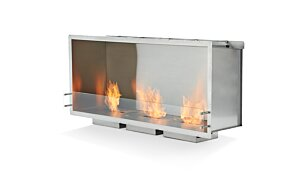 Firebox 1800SS Fireplace Insert - Studio Image by EcoSmart Fire