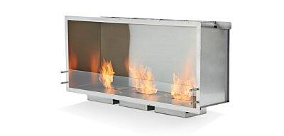 Firebox 1800SS Fireplace Insert - Studio Image by EcoSmart Fire