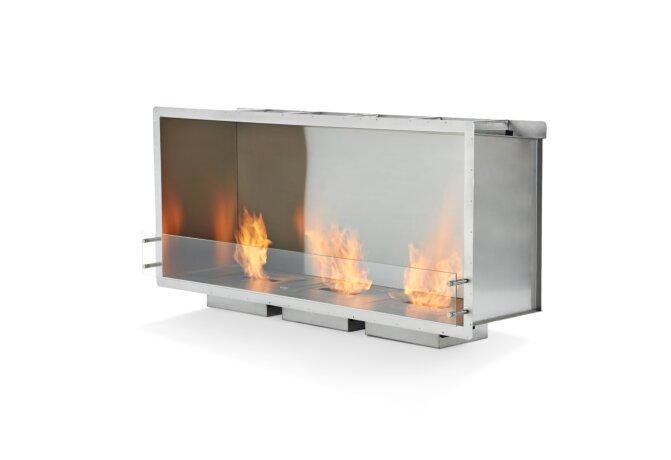 Firebox 1800SS Fireplace Insert - Ethanol / Stainless Steel by EcoSmart Fire