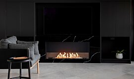 Syrenuse Apartments Builder Fireplaces Flex Fireplace Idea
