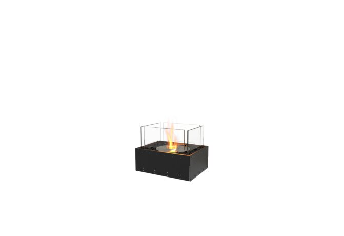 Flex 18BN Flex Fireplace - Ethanol / Black / Uninstalled View by EcoSmart Fire