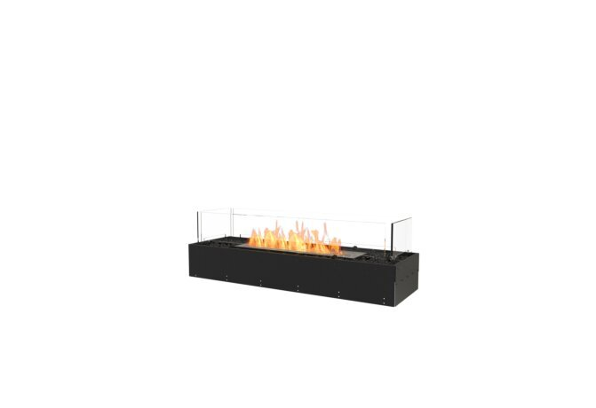 Flex 42BN Bench - Ethanol / Black / Uninstalled View by EcoSmart Fire