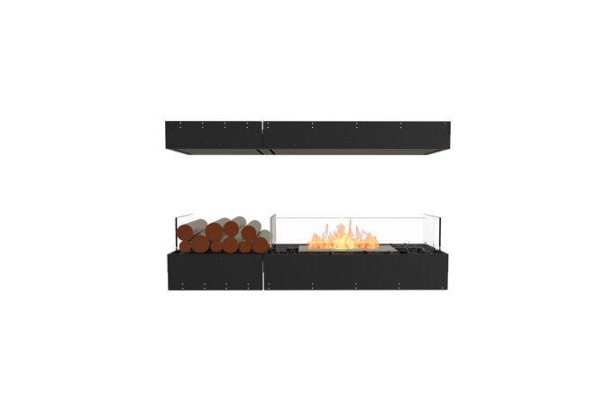 Flex 50IL.BX1 Flex Fireplace - Ethanol / Black / Uninstalled View by EcoSmart Fire