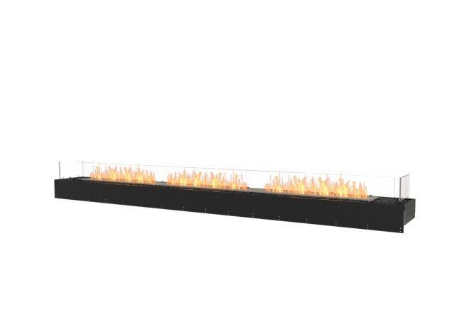 Flex 122BN Flex Fireplace - Ethanol / Black / Uninstalled View by EcoSmart Fire