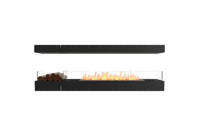 Flex 86IL.BX1 Island - Ethanol / Black / Uninstalled View by EcoSmart Fire