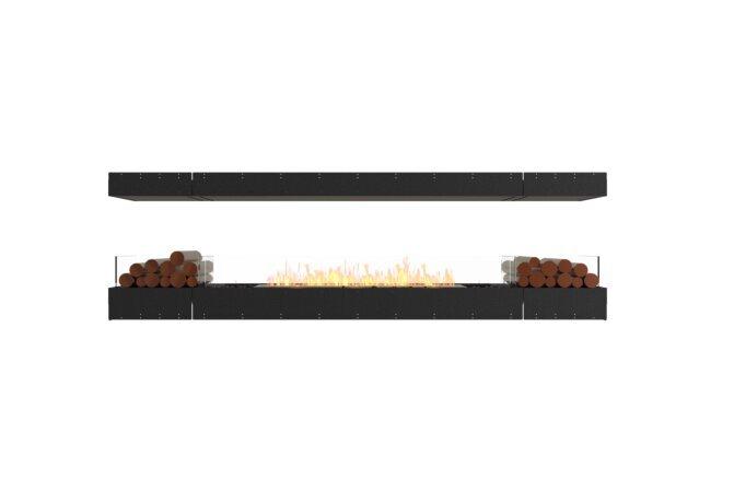 Flex 104IL.BX2 Flex Fireplace - Ethanol / Black / Uninstalled View by EcoSmart Fire
