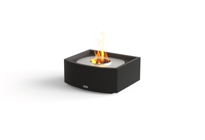 Grate 18 Fireplace Grate - Ethanol / Graphite by EcoSmart Fire