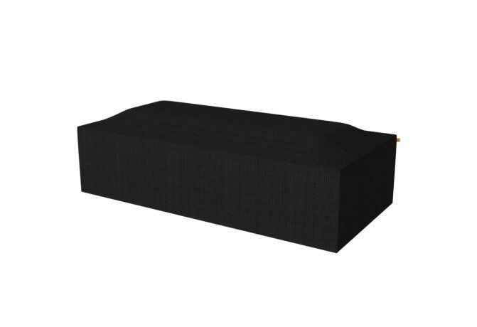 Gin 90 Chat Cover Parts & Accessorie - Black by EcoSmart Fire