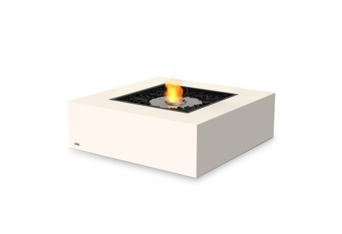 Base 40 Fire Table - Ethanol / Bone by EcoSmart Fire