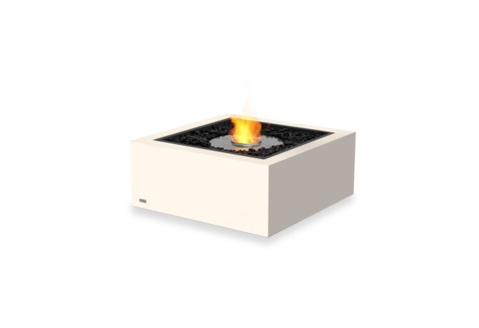 Base 30 Fire Table - Ethanol / Bone by EcoSmart Fire