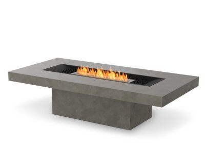 Gin 90 (Chat) Fire Table - In-Situ Image by EcoSmart Fire
