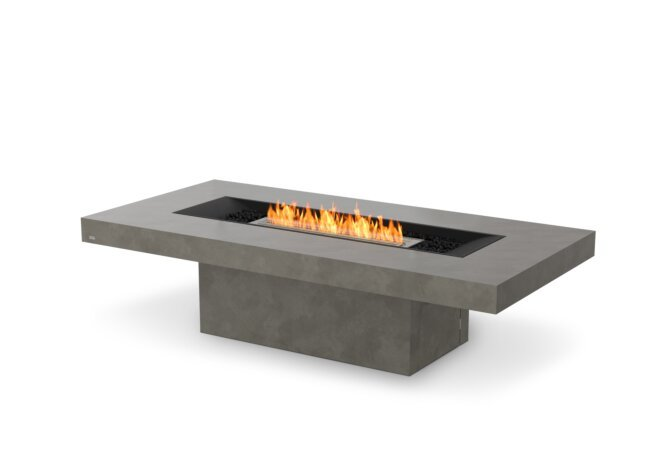 Gin 90 (Chat) Fire Table - Ethanol / Natural by EcoSmart Fire