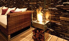 Stilhof Outdoor Fireplaces Freestanding Fire Idea