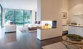 Rising Glen Indoor Fireplaces Ethanol Burner Idea