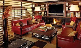 Park Lane Builder Fireplaces Built-In Fire Idea
