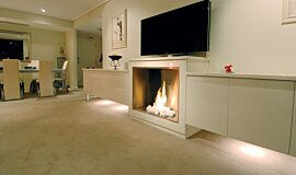 Form Single Sided Fireboxes BK Burners Fireplace Insert Idea