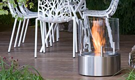 Chelsea Flower Show Fire Pits Freestanding Fire Idea