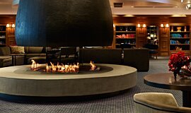 The Estreal Indoor Fireplaces Ethanol Burner Idea