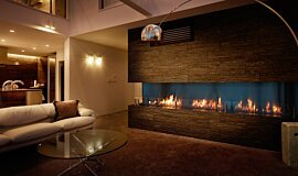 Private Residence XL Series Ethanol Burner Idea
