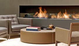 St Regis Hotel Lobby Indoor Fireplaces Ethanol Burner Idea