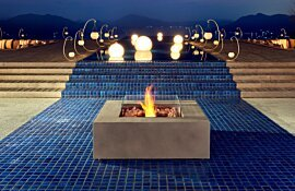 Installation Base Fire Tables by EcoSmart Fire