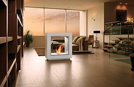 Installation Fusion Design Fireplaces by EcoSmart Fire