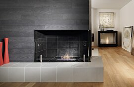 Installation Scope 500 Fireplace Inserts by EcoSmart Fire