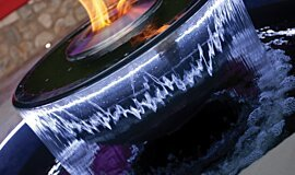 Fabric Ten AB Series Ethanol Burner Idea