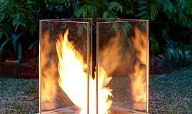 Private Residence Fire Pits Fire Pit Idea