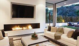 Rising Glen Residential Fireplaces Ethanol Burner Idea