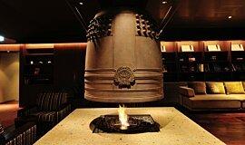 Chikusenso Mt Zao Onsen Resort & Spa AB Series Ethanol Burner Idea