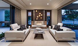 Churchlands Residence Residential Fireplaces Ethanol Burner Idea