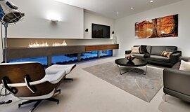 Floreat Residence Residential Fireplaces Ethanol Burner Idea