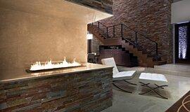 Phil Kean Design Residential Fireplaces Ethanol Burner Idea